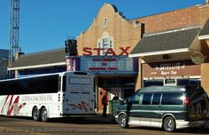 """STAX Museum, Memphis, TN To see this and other sites in the South, visit our web www.musicheritageofthesouth.com. For updates """"like"""" our FB page."""