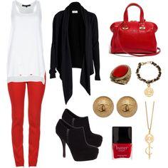 Red, White & Black!
