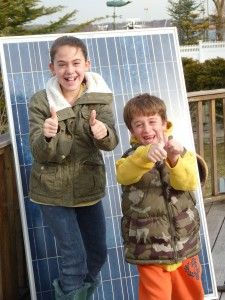 Why our family went solar: http://ases.org/2012/06/why-i-went-solar-raina-brett-russo