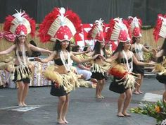 Tahitian Dance- Ote'a I just love this dance!! My most favorite costume!!