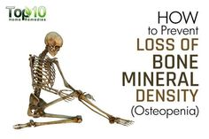 How to Prevent Loss of Bone Mineral Density (Osteopenia) | Top 10 Home Remedies Nutrition Education, Health And Nutrition, Health And Wellness, Nutrition Shakes, Natural Remedies For Arthritis, Natural Cures, Natural Healing, Natural Hair, Top 10 Home Remedies