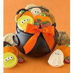 Take off the Halloween Cauldron Treats Gift Grocery Deals, Pumpkin Chocolate Chips, Halloween 2014, Halloween Cookies, Cauldron, Bowser, Ava, Treats, Christmas Ornaments