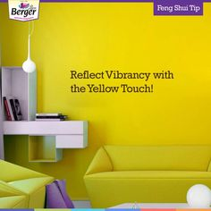Feng Shui Tips For Home, Rising Sun, Vibrant, Make It Yourself, Fresh, Yellow, How To Make, Home Decor, Homemade Home Decor