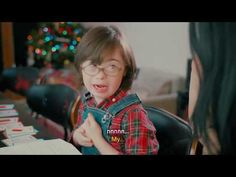 A Christmas video from a Manchester taxi company featuring a little boy with Down's Syndrome is proving to be a big hit on social media Down Syndrome, Taxi, Little Boys, Manchester, Activities For Kids, Social Media, Education, Big, Children