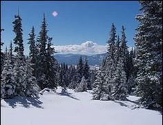 Angel Fire, New Mexico - beautiful and great place to ski
