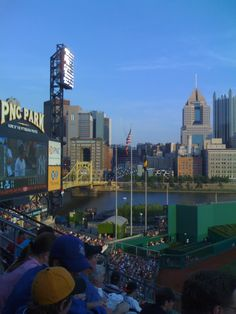 PNC Park #pittsburgh...oh how I love and miss this city <3