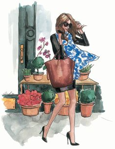 The Sketch Book – Inslee Haynes | Fashion Illustration by Inslee | Page 9