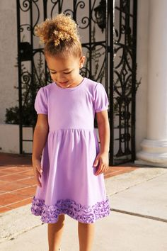 e800247c06 ARB BLANKS 6.5oz Combed Cotton Ruffle Dress! www.arbblanks.com Perfect for  embroidery