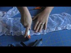 DIY Photography Prop - Vintage Lace Bonnet + Giveaway! - YouTube