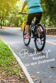 Radwege in Deutschland gibt es viele. Doch welche sind die schönsten? Folgt mir und findet es heraus!