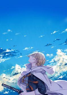Twitter Cute Anime Pics, Anime One, Anime Profile, Touken Ranbu, Manga Art, Kawaii Anime, Location History, Rain, Twitter