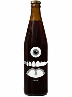 purely illustrative label / beer - Craig & Karl - Nelson