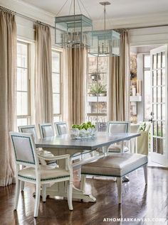 South Shore Decorating Blog: 50 Favorite For Friday #145 - Classically Elegant Traditional Rooms.  Colors!!