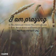 Psalm 17:6
