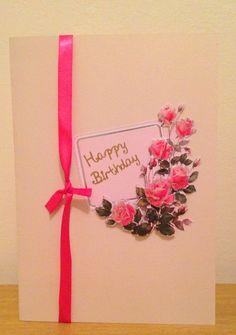 Happy birthday Roses