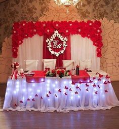 Picking Out No-Fuss Systems Of The Best Quinceanera Party Decorations - Happy Time Birthday Party Table Decorations, White Wedding Decorations, Quince Decorations, Quinceanera Decorations, Birthday Party Tables, Backdrop Decorations, Quinceanera Party, Wedding Centerpieces, Wedding Tables