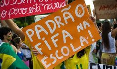 Sepp Blatter has kicked off Fifa's Arab Spring in Brazil.