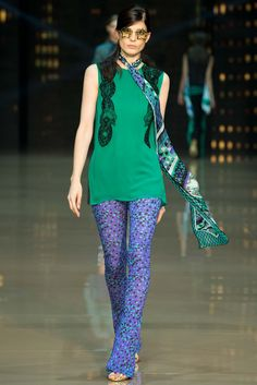 Spring 2015 Ready-to-Wear - Just Cavalli