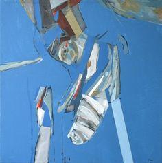 São Mamede - Galeria de Arte Rocha de Sousa Mutilações Civilizacionais 2004 Acrilico x Tela 80 cm x80 cm