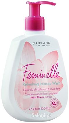 Feminelle Refreshing Intimate Deodorant A delicately ...
