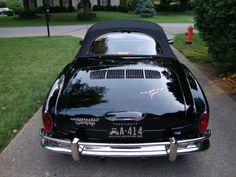 1969 Karmann Ghia Convertible For Sale @ Oldbug.com