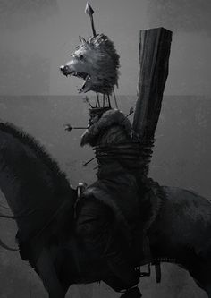 A Fan art for an amazing T.V series, Game of Thrones.