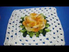 Tapete barroco de squares canhoto - YouTube