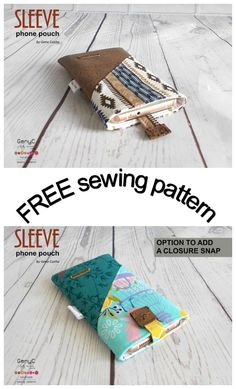 If you love sewing, then chances are you have a few fabric scraps left over. You aren't going to always have the perfect amount of fabric for a project, after all. If you've often wondered what to do with all those loose fabric scraps, we've … Easy Sewing Projects, Sewing Projects For Beginners, Sewing Hacks, Sewing Tutorials, Sewing Crafts, Sewing Tips, Sewing Ideas, Sewing Patterns Free, Free Sewing