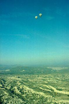 "stillnuance: ""Cappadocia, Turkey Nikon F60 // Kodak Gold 100 """
