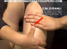 el punto que puede curar más enfermedades, definitivamente es el punto Zusanli. Este punto corresponde al canal de energía del estómago (E36), significa DIVINA INDIFERENCIA TERRESTRE. Está ubicado a 4 dedos debajo de la ròtula, en la parte superior de la prominencia que hace el mùsculo tibial anterior cuando se flexiona el pie