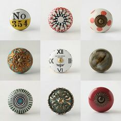 It's All in the Details...Knobs