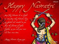 Navratri Durga Pooja 2015 Greetings Wishes Messages Quotes SMS Wallpaper FB WA cover ~ God's Own Country Malayalam Live Channel