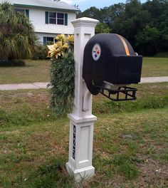 helmet mailbox