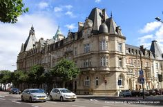 Люксембург, страна и город