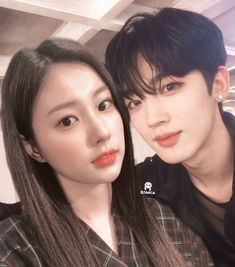 Hyewon Izone x Yohan Couple Edit<br> Kpop Couples, Ulzzang Couple, Couple Goals, Idol, Photoshop, Husband, Ships, Random, Sapphire