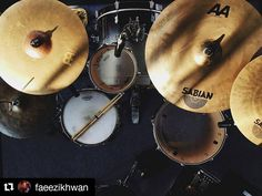 #Repost @faeezikhwan  #drumsview#drums#drumkit#drumset#percussion#drummer#percussionist#musician#drumstick#drum#drumming#drumlife#drumslife#drumporn#drumstagram#cymbals#vintagedrums#customdrums#drumsticks#drumpad#practisepad#lovedrums#instaview#art#rhythm#tempo#view#music#drumfam by drumsview