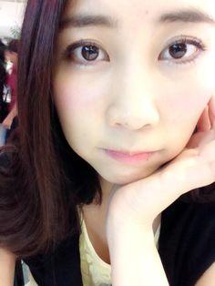 [Rina Chikano] http://jkt48matome.com/item/view/7531?fr=pi #JKT48 #JKT48matome #Chika-chan