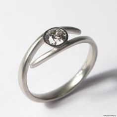 precious stone diamond ring for engagement - My Engagement Ring