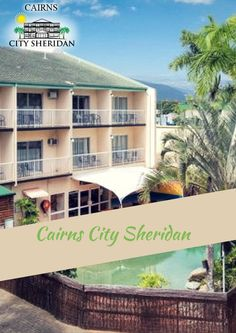 Pack your bag for most lavish holiday with Cairns City Sheridan, stay in queen size rooms with balcony. Enjoy free services of internet, microwave, fridge. Explore your adventure with our tour packages.