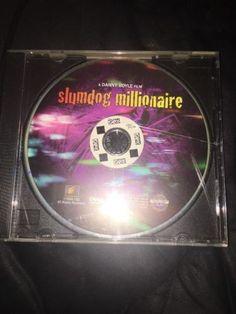 Slumdog Millionaire Danny Boyle DVD DISC ONLY combine 4 ship savings