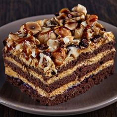 Шоколадный торт «Арабские сказки»