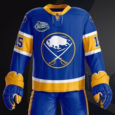 Hockey Sweater, Nhl Jerseys, Buffalo Sabres, Motorcycle Jacket, Hoodies, Classic, Sports, Sweaters, How To Wear