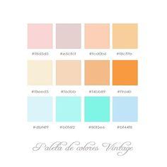 Connota: Paleta de color Denota: Calidez, estabilidad, armonia