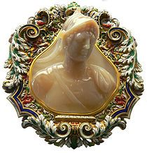 Camafeu de Ptolomeu II Filadelfo.