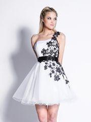 Grad dress?