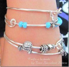 DIY wire bracelet DIY Jewelry DIY Bracelet