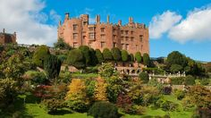 Powis Castle and gardens Powis has a rich history, although it's the gardens – famed for their French and Italian styles, adorned with plants and an orangery