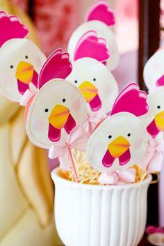 Festa Infantil: Fazendinha  Festas Criativas  www.festascriativas.com.br Brasília/DF