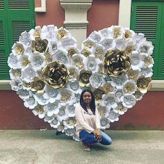 Estamos no mês dos Namorados faça já a sua encomenda via whatsaap 932225876 fazemos este coração em todas as cores