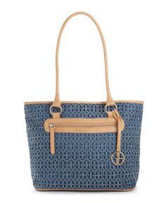 Giani Bernini Handbag, Annabelle Tulip Tote - Handbags & Accessories - Macys